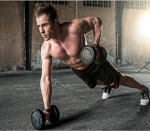 Prepare your muscles to perform at their best and support muscle recovery after a great workout.