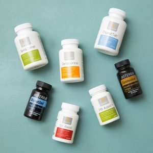 Supplements to support a health digestive system.